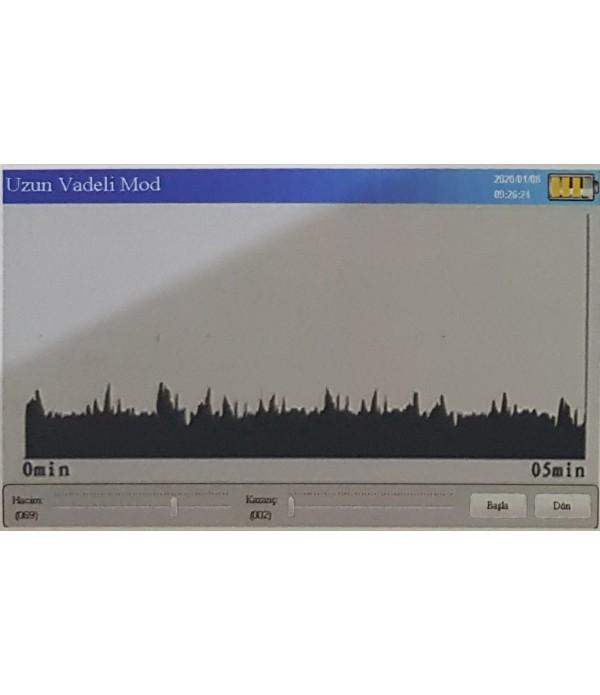 Su Kaçak Tespit Cihazı-Türkiye de ilk-Akustik Dinleme-3 metre Derinlikte dahi sorunsuz Tespit