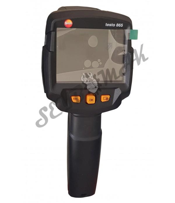 Su Kaçak Tespiti-Termal Kamera Testo 865- Faturalı Garantili