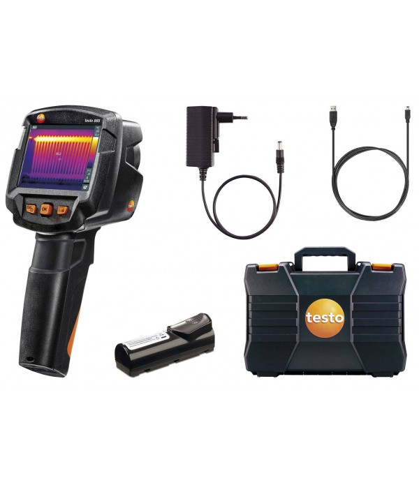 Termal Kamera Testo 865- Faturalı Garantili