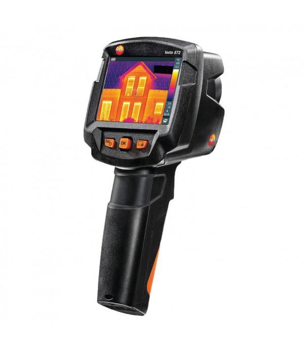 Testo 872 Termal Kamera Mobil Uygulamalı wİ-fİ faturalı garantili
