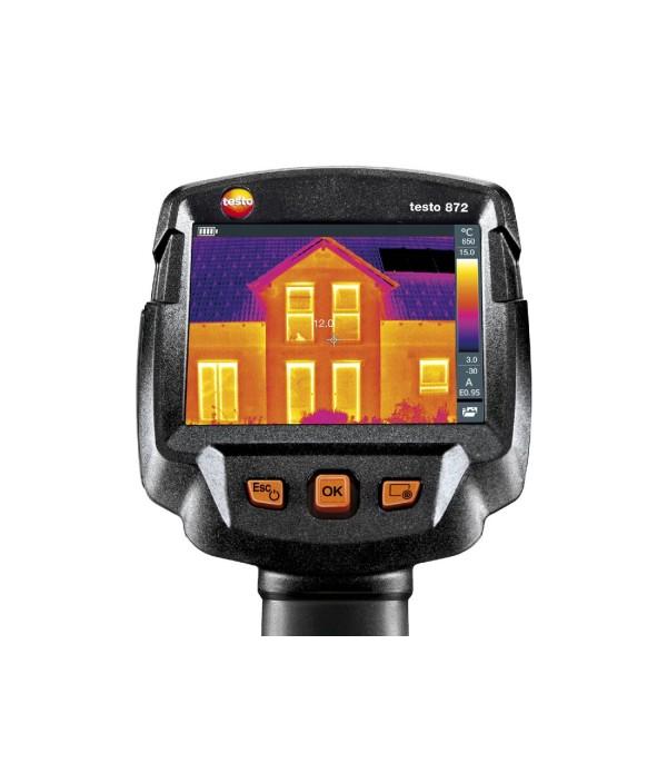 Testo 872 Termal Kamera Mobil Uygulamalı wİ-fİ ...