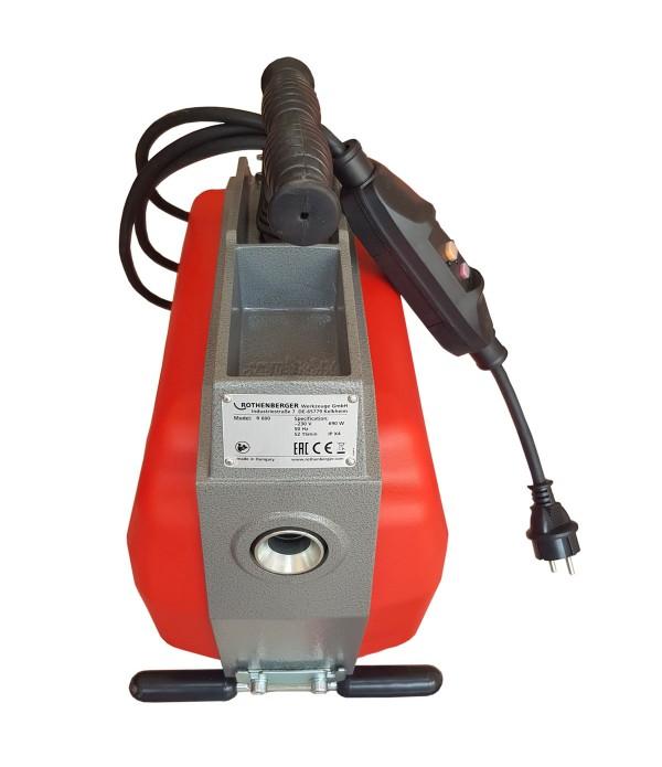 Rothenberger R600 Profesyonel Kanal Gider Açma Makinesi