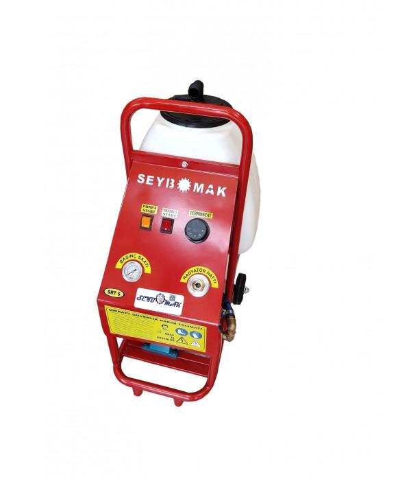 Petek Temizleme  Makinesi Tek Yönlü SRT-5  Pompalı-sirkülasyonlu