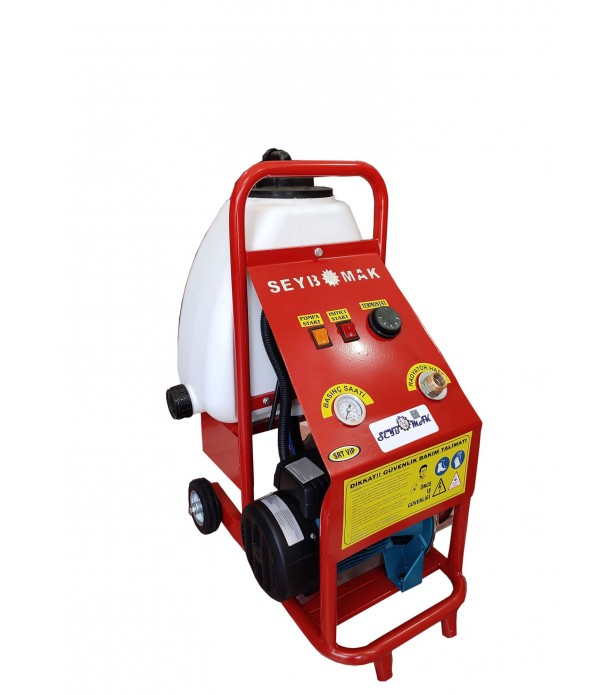 Petek Temizleme  Makinesi Tek Yönlü SRT-VIP  Pompalı-sirkülasyonlu