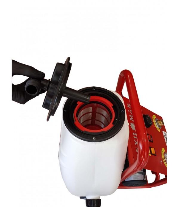 Petek Temizleme  Makinesi Tek Yönlü SRT-8  Pompalı-sirkülasyonlu
