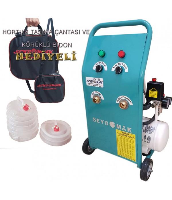 Havalı Petek Temizleme  Makinesi Tek Yönlü-Darb...